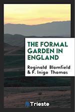 The Formal Garden in England