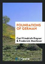 Foundations of German
