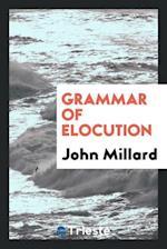 Grammar of Elocution