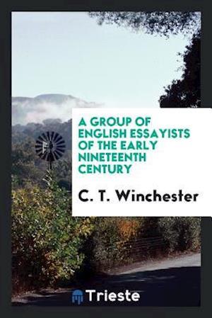 nineteenth century essayists