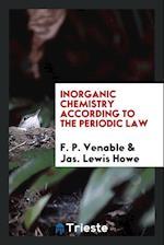 Inorganic Chemistry According to the Periodic Law