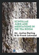 Scintillae Juris and Meditations in the Tea Room