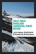 Self-Help English Lessons; First Book