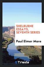 Shelburne Essays, Seventh Series