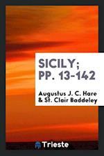 Sicily; pp. 13-142