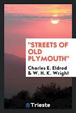 """""""Streets of Old Plymouth"""""""