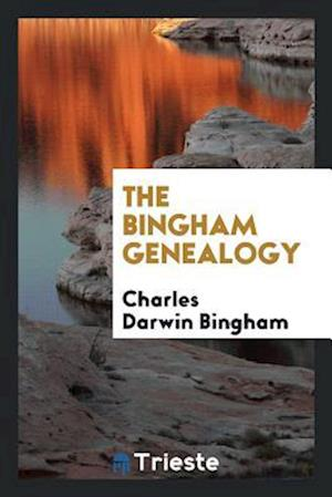 The Bingham genealogy