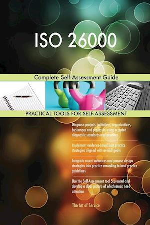 ISO 26000 Complete Self-Assessment Guide
