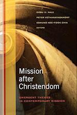 Mission After Christendom