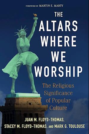 Bog, paperback The Altars Where We Worship af Juan M. Floyd-Thomas
