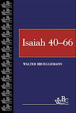 Isaiah 40-66 (Westminster Bible Companion)