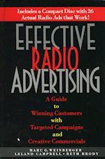 Effective Radio Advertising
