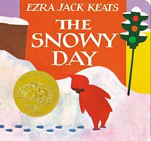 Bog, ukendt format The Snowy Day af Ezra Jack Keats