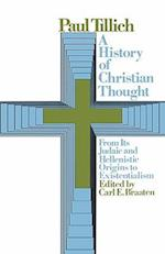 A History of Christian Thought (Touchstone Books Paperback)