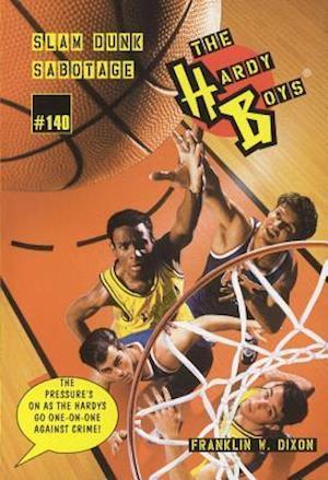 Bog, paperback Slam Dunk Sabotage af Franklin W. Dixon