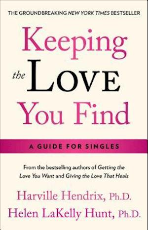 Bog paperback Keeping the Love You Find af Harville Hendrix