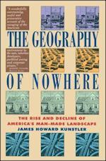 The Geography of Nowhere af James Howard Kunstler
