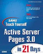 Sams Teach Yourself Active Server Pages 3.0 in 21 Days (Sams Teach Yourself in 21 Days Paperback)