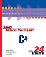 Sams Teach Yourself C# in 24 Hours (Sams Teach Yourself in 24 Hours Paperback)