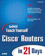 Sams Teach Yourself Cisco Routers in 21 Days af Jerome F. DiMarzio