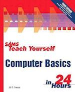 Sams Teach Yourself Computer Basics in 24 Hours (SAMS TEACH YOURSELF)
