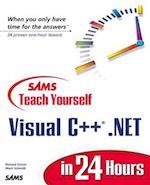 Sams Teach Yourself Visual C++ .Net in 24 Hours (Sams Teach Yourself in 24 Hours)