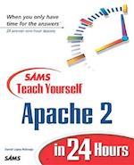 Sams Teach Yourself Apache 2 in 24 Hours af Daniel Lopez