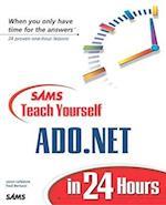 Sams Teach Yourself ADO.NET in 24 Hours (SAMS TEACH YOURSELF)