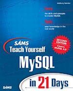 Sams Teach Yourself Mysql in 21 Days (SAMS TEACH YOURSELF)