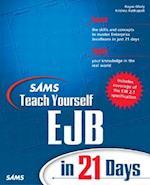 Sams Teach Yourself Ejb in 21 Days (Sams Teach Yourself S)
