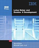 Lotus Notes and Domino 6 Development (Unleashed)