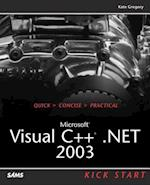 Microsoft Visual C++ .Net 2003 Kick Start af Kate Gregory