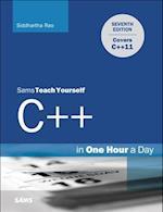 Sams Teach Yourself C++ in One Hour a Day (SAMS TEACH YOURSELF)