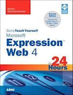 Sams Teach Yourself Microsoft Expression Web 4 in 24 Hours (Sams Teach Yourself in 24 Hours)