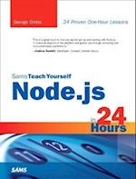 Sams Teach Yourself Node.js in 24 Hours (Sams Teach Yourself in 24 Hours)
