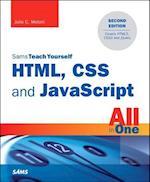 Sams Teach Yourself, HTML, CSS and JavaScript All in One (SAMS TEACH YOURSELF)