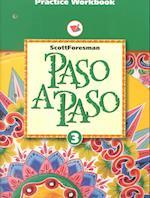 Paso a Paso 1996 Spanish Practice Sheet Student Workbook Level 3