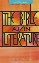 The Bible As/In Literature Anthology