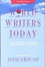 World Writers Today Anthology