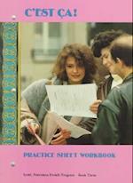 C'Est CA! Practice Sheet Workbook Level 3 1990c