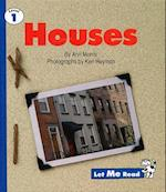 Houses, Stage 1, Let Me Read Series af Ann Morris