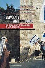 Separate and Unequal af Avi Melamed, Bill Hutman, Amir S. Cheshin