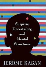 Surprise, Uncertainty and Mental Structures