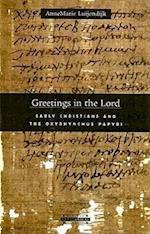 Greetings in the Lord (HARVARD THEOLOGICAL STUDIES, nr. 59)
