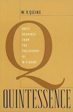Quintessence af W V Quine, Roger F Gibson