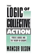 THE LOGIC OF COLLECTIVE ACTION af Mancur Olson