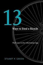 Thirteen Ways to Steal a Bicycle