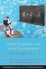 Cuban Economic and Social Development (Series on Latin American Studies)