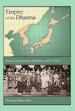 Empire of the Dharma (HARVARD EAST ASIAN MONOGRAPHS, nr. 344)