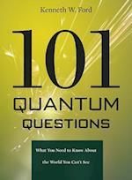 101 Quantum Questions af Kenneth W. Ford